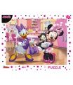 Dino puzzle dětské WD Růžová Minnie 40D deskové