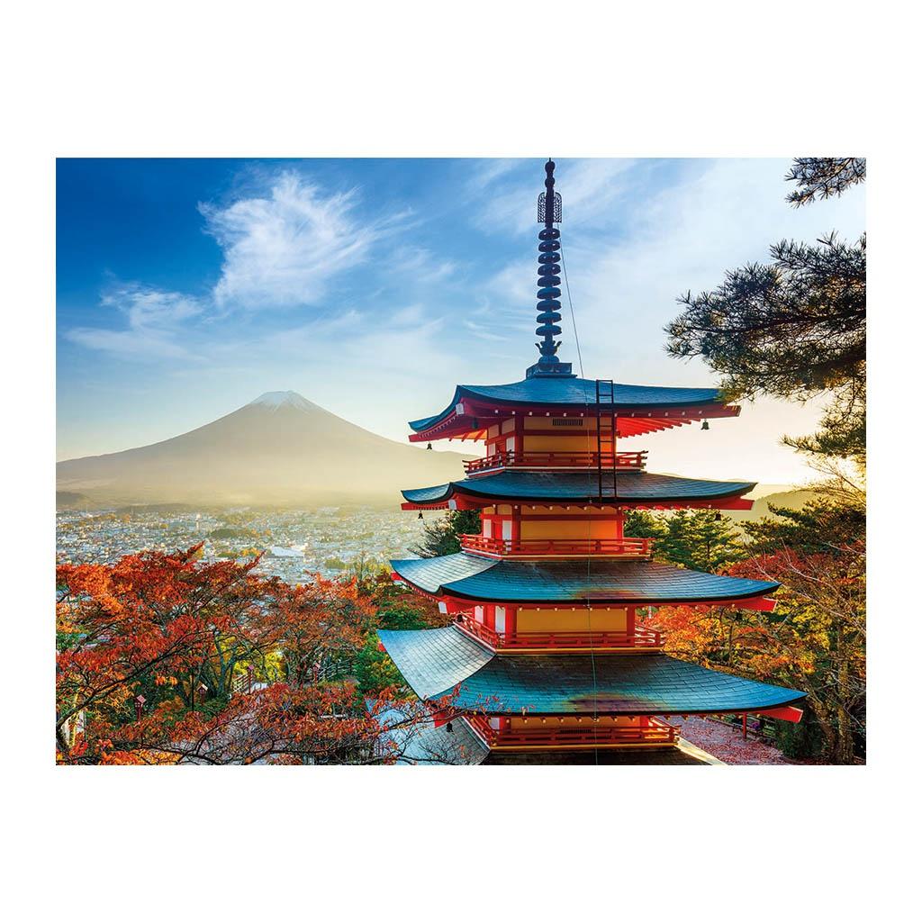 Dino puzzle Pagoda 1500D