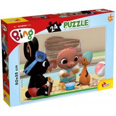 Liscianigioch BING - Piknik puzzle 24 dílků