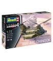 Revell Plastic ModelKit vrtulník 03876 - MH-47 Chinook (1:72)