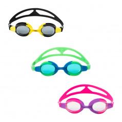 Bestway Plavecké brýle - mix 3 barvy (růžová, modrá, černá)