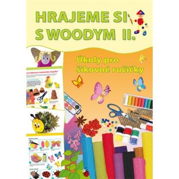 """Časopis """"WOODYLAND"""" SPECIÁL, Hrajeme si s Woodym II."""