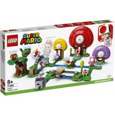 LEGO Super Mario 71368 Toadov hon za pokladom – rozširujúci set