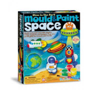 mac toys Výroba a malování - vesmír