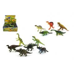 Dinosaurus plast 11cm asst různé druhy
