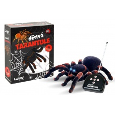 Wiky Děsivá Tarantule RC plast na baterie