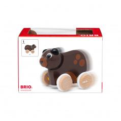 Brio Legrační jezdící medvěd