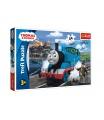 Trefl Puzzle maxi 24 dílků Mašinka Tomáš-Tomášův šťastný den 60x40cm v krabici 21x14x4cm