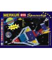 Merkur kovová stavebnice M015 Raketoplán