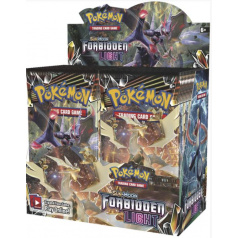 Pokémon kartičky POK: SM6 Forbidden Light Booster (PCI80421)