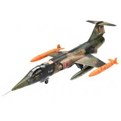 Revell ModelSet letadlo 63879 - F-104 G Starfighter NL/B (1:72)