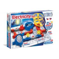 Clementoni Dětská laboratoř - Elektronická sada