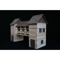 Walachia dřevěná stavebnice - Most