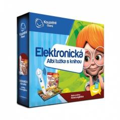 Albi Elektronická tužka s knihou - Hravá angličtina (Kouzelné čtení)
