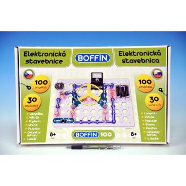 Boffin I 100 Elektronická stavebnice