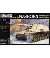 Revell Plastic ModelKit tank 03148 - Sd.Kfz. 164 Nashorn (1:72)