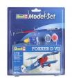 Revell ModelSet letadlo 64194 - Fokker D VII (1:72)