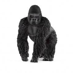 Schleich Zvířátko - gorilí samec