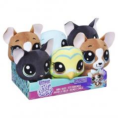 Hasbro Littlest Pet Shop Plyšák s pohyblivou hlavou