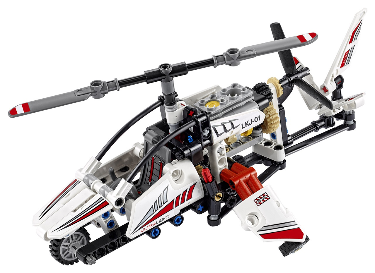 LEGO® Technic 42057 Ultralehká helikoptéra