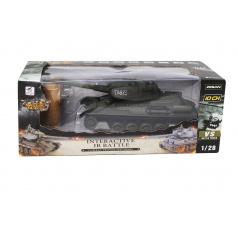 Mac Toys RC Tank na dálkové ovládání