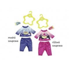 Zapf Creation Baby Born Pyžamo s baterkou,assort 2 druhy