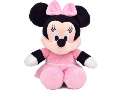 DINO  WD Disney postavička plyšová Minnie 36cm - flopsies fazolky