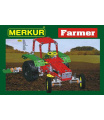 Merkur M112 Farmer set kovová stavebnice