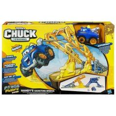 Hasbro PLAYSCHOOL Chuck překážková dráha s houpacím mostem