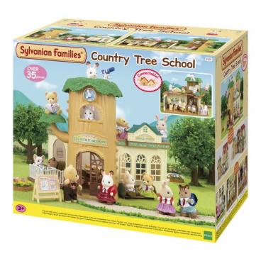 Sylvanian Families 5105 Škola u stromu