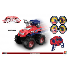 Nikko auto RC MARVEL HERO blaster Spider-Man