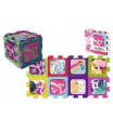 Trefl Pěnové puzzle My Little Pony/Hasbro 32x32x1cm