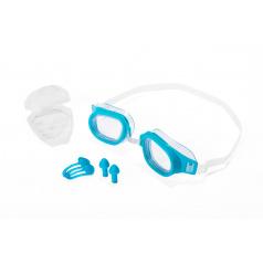 Bestway Ochranná sada na plavání (brýle, spona na nos, ušní zátky)