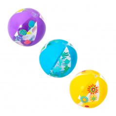 Bestway Nafukovací míč - mix 3 druhy, 51cm