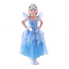 Dětský karnevalový kostým mořská princezna vel. S