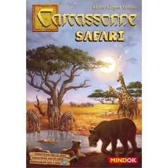 Mindok hra Carcassonne Safari
