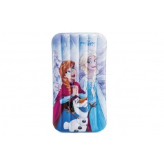 Teddies Ležadlo / matrace nafukovacie Frozen 88x157x18cm 3-10 rokov