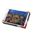 Trefl Puzzle Světla v Dubaji 2000 dílků 96x68cm v krabici 40x27x6cm