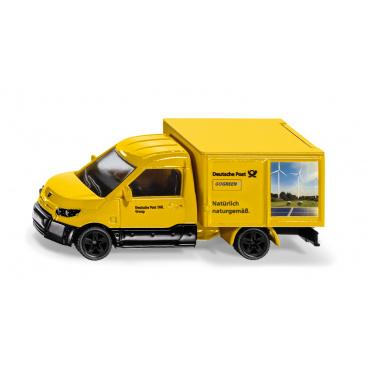 SIKU Super - Žltá dodávka