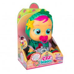 TM Toys CRY BABIES Interaktivní panenka TUTTI FRUTTI - MEL
