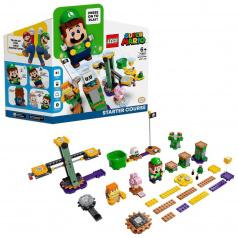 LEGO Super Mario 71387 Dobrodružství s Luigim – startovací set