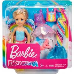 Mattel Babie CHELSEA OBLEČKY A PANENKA