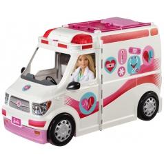 Mattel Barbie KLINIKA NA KOLECH FRM19