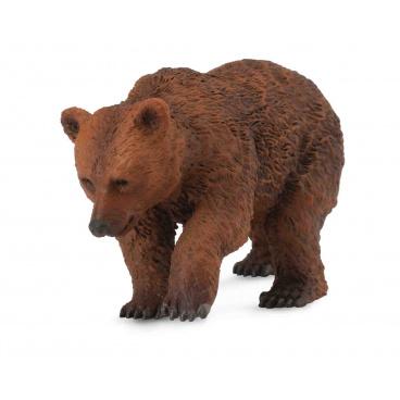 Collecta zvířátka Collecta figurka zvířátka - Medvěd hnědý - mládě