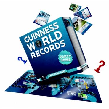 Bonaparte hra GUINNESS WORLD RECORDS