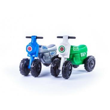 Dětské odrážedlo - motorka Cross Policie