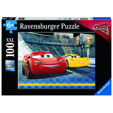 Ravensburger Cars 3 Ravensburger puzzle Disney Auta 3, 100XXL dílků