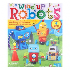 Výroba robotů
