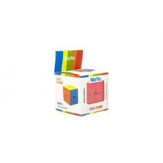 Teddies Hlavolam kostka plast 2x2 v krabičce 5,5x5,5cm