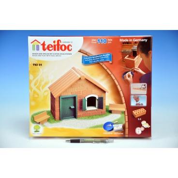 Teifoc Domek Daniel 110ks v krabici 35x29x4,5cm